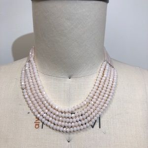Catherine Stein 5-Row Layered Necklace